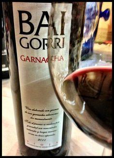 El Alma del Vino.: Bodegas Baigorri Garnacha 2011.