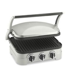 Cuisinart Griddler Grill, Griddle & Panini Press - we love this machine in our house!