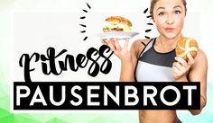 Fitness Pausenbrot | Gesunde Snacks to go | Sophia Thiel