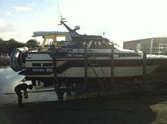 Our boat we use for weekends and hollidays :-) Cabin Cruiser, Spaceship, Boat, Space Ship, Dinghy, Spacecraft, Boats, Spaceships, Ship