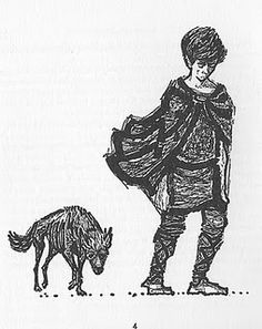 Dog in Rosemary - auth. Rosemary Sutcliff