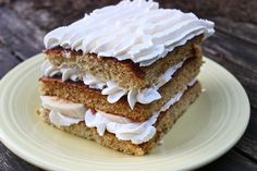 Bavarian Banana Cake recipe on Food52
