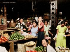 51 Old Colorized Photos Reveal The Fascinating Filipino Life Between 1900 - 1960 Historical Women, Historical Sites, Historical Photos, Philippines Culture, Manila Philippines, University Of Michigan Library, Model Minority, Filipino Fashion, Filipina Girls