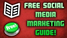 FREE Social Media Marketing Pdf l My Gift To You! ;)