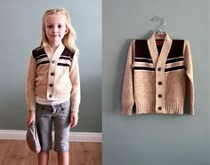 Adorable vintage '60s sweater