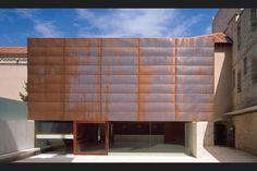 Museo Nacional Colegio de San Gregorio by Nieto Sobejano, Valladolid, Spain