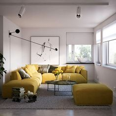 My Living Room, Living Room Interior, Home Interior Design, Home And Living, Design Interiors, Living Room Decor Inspiration, Appartement Design, Style Deco, Apartment Living