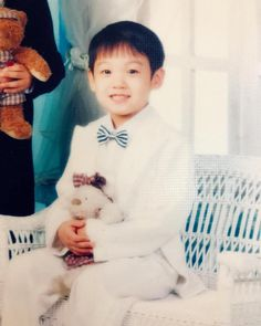 BTS Jungkook's brother posted a childhood photo of Jungkook [170525]