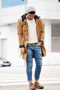 Top 8 Male College Fashion Trends
