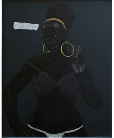 Kerry James Marshall at M HKA