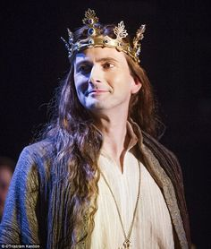 PHOTOS: First Look At David Tennant As Richard II | David Tennant News From www.david-tennant.com
