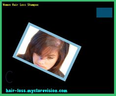 Women Hair Loss Shampoo 153238 - Hair Loss Cure!