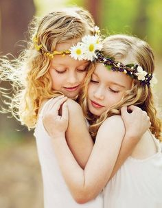 I want a picture of my sissies like this on my wedding day ♥ Sisters = Best Friends For Life ♥