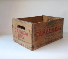 dating canada dry bottles ale