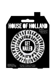 House Of Holland Nails By Elegant Touch - GET NAILED