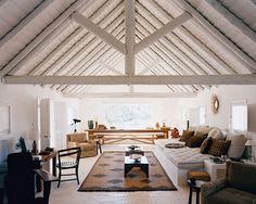 interior designer jacques grange's portuguese retreat by the style files, via Flickr