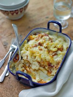 Ultimate comfort food - this pasta bake recipe makes enough for two batches so you can save time and freeze ahead for next time.