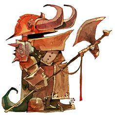 labyrinth.guardian by `betteo on deviantART join us http://pinterest.com/koztar