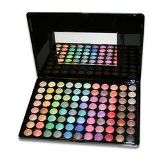 88 Ultra Shimmer Eyeshadow Palette