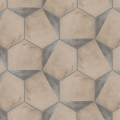 Mandarin Stone, Hexagon Tiles, Porcelain Tiles, Tile Patterns, Casablanca, Pattern Fashion, Downstairs Bathroom, Vintage Fashion, Colours