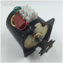 Электродвигатель для инкубатора с редуктором 220 В, 2.5 об/1 минуту