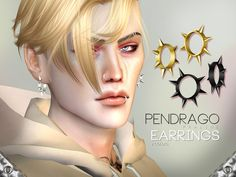 4 single piercing parts from previous sets, for your sims to wear them on their own. Found in TSR Category 'Sims 4 Accessories Sets' Sims 4 Men Clothing, Sims 4 Piercings, Second Life Avatar, The Sims 4 Download, Bestest Friend, Sims 4 Cc Finds, Sims Resource, Sims Mods, The Sims4