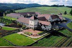 King Estate Winery - Eugene, Oregon