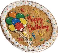 30 Best Cookie Cake Images On Pinterest