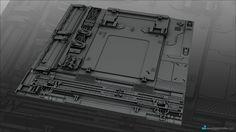ArtStation - Scifi Floor Study - b, Jayson Miller
