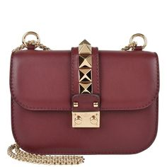 VALENTINO Glam Lock Shoulder Bag