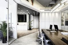 Center Petrokimya Offices by escape from sofa, Istanbul – Turkey » Retail Design Blog