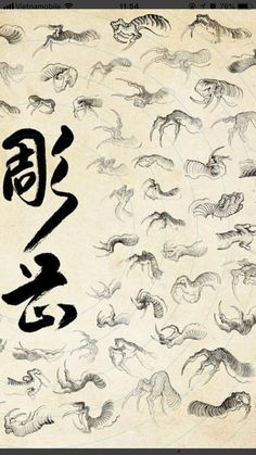 Japanese Drawings, Japanese Art, Asian Tattoos, Arabic Tattoos, Dragon Sketch, Dragon Sleeve Tattoos, Japanese Dragon Tattoos, Dragon Print, Demon Art