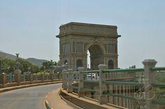 Bridge over Hartbeespoort dam,  North West Province South Africa.  By #PhotoJdB