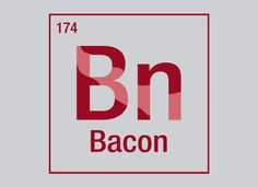 If this were a real element in the periodic table, I might have enjoyed Chemistry a little more in HS :)