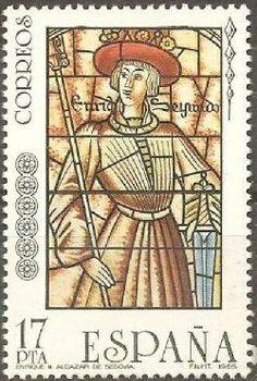 postage stamps from spain | Spain Postage Stamp, 1985 | Postzegels Spanje