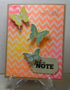 DTGD13TeniaSandersNelson - Just a Note! by mollymoo951 - Cards and Paper Crafts at Splitcoaststampers