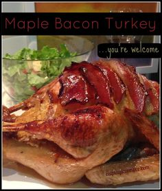 Maple Bacon Turkey