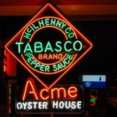 Acme Oyster House. New Orleans, LA. Chargrilled oysters and boo fries? Yes, please!