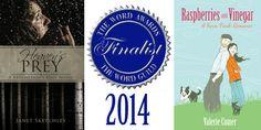 2 CNP Novels Shortlisted for the Word Awards