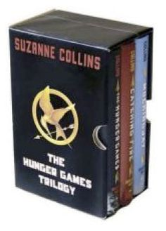 The Hunger Games!! You won't be able to put them down...