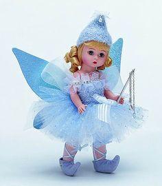 dew drop blue fairy doll ~ by madame alexander dolls