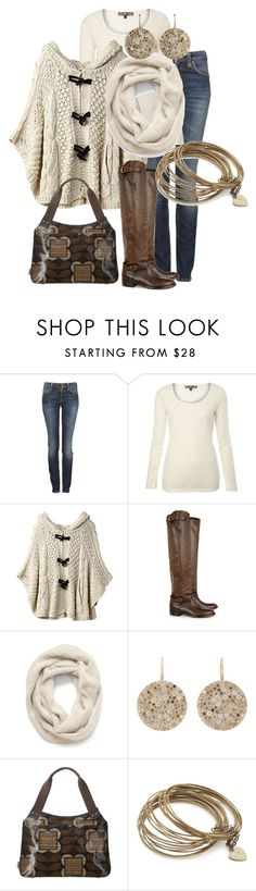 """Untitled #236"" by alison-louis-ellis ❤ liked on Polyvore featuring Nudie Jeans Co., Biba, Belstaff, Coach, Roberto Marroni, Orla Kiely and Jessica Simpson"