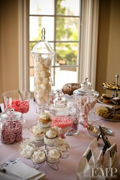 cute table set up
