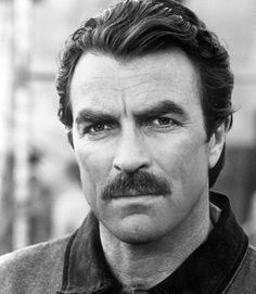 One of the best Mustache's Tom Selleck