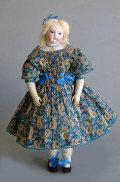 Huret Doll. Carmel Doll Shop.