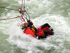 Swiftwater/flood rescue information, networking, referral, public safety education, and news coverage. Emergency Medical Services, Emergency Response, Search And Rescue Training, Coast Guard Helicopter, Sea To Sky Highway, Water Rescue, Special Ops, Ice Climbing, Fire Dept
