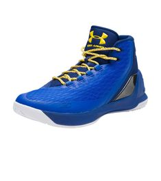 732a4f7489f1 Stephen Curry Under Armour SC30 UA Curry 3 Mid Mens Basketball 1269279-400  DS -