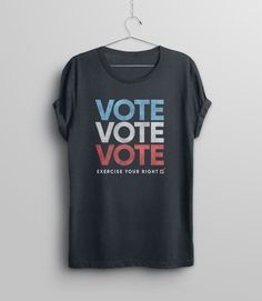 Check this Vote Shirt For Women Or Men Voting T-shirt Political Tee Anti Trump Tshirt Them Out Blue Wave 2019 Election Retro . Hight quality products with perfect design is available in a spectrum of colors and sizes, and many different types of shirts! Trump Shirts, Boys Hoodies, Tee Shirts, Tees, Unisex Fashion, Politics, T Shirts For Women, Mens Tops, Wave