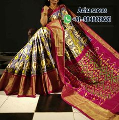 Pochampally Ikkat sarees pochampally ikkat Pattu sarees, pochampally ikkat pattu sarees, Ikkat lehengas,   #ikkat #ikkatsarees #ikkatpochampally #pochampallyikkat #pochampally #ikkatlehengas #pochampallyikkatsarees #ikkatpochampallysarees #pochampallylehengas #pochampallysarees #ikkatduppatas #pochampally#ikkatsilks #ikkatpattusarees #Ikkathsarees #Ikkath #sarees #pochampally #ikkatlehengas #ikkatduppatas #pochampally #bridallehengas #weddingcollection #Bridalfashion#ikkatlove #Latest sarees Ikkat Pattu Sarees, Bandhani Saree, Pochampally Sarees, Sari, Saree Styles, Saree Blouse Designs, Indian Wear, Bridal Style, Lehenga