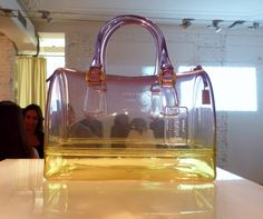Furla Candy Bag - Milan Showroom Spring/Summer 2013 - http://olschis-world.de/  #Furla #Candy #Bag #SS13
